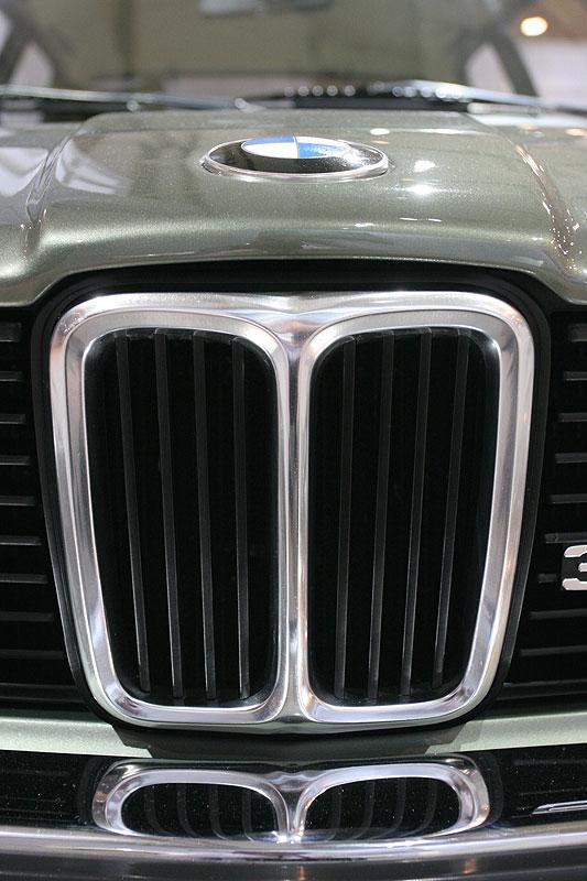BMW 323i, BMW-Niere