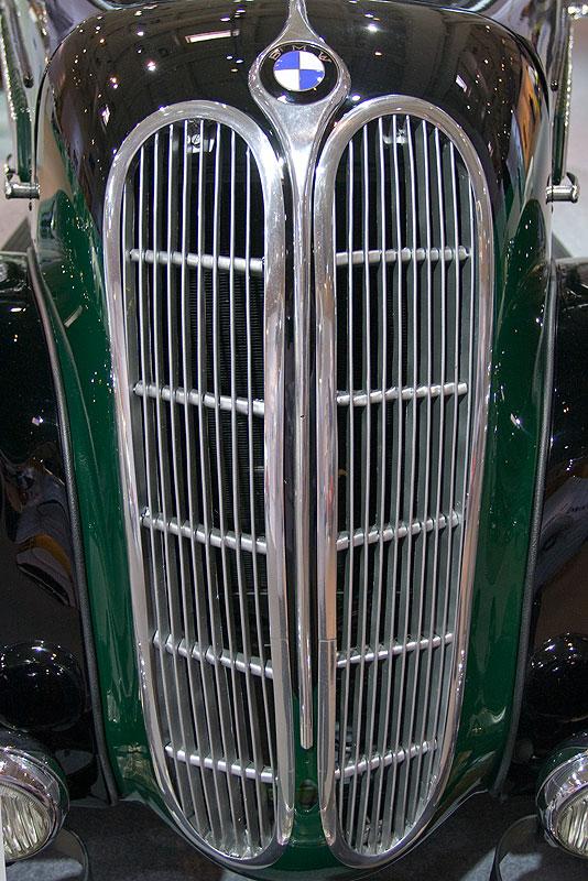 BMW 335, große BMW Niere