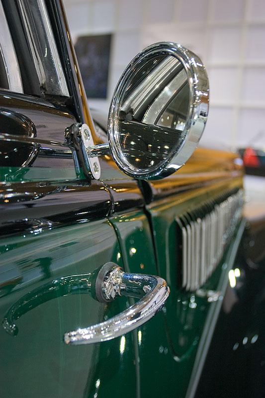 BMW 335, Außenspiegel