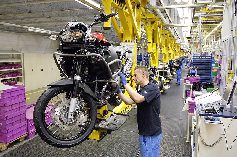 BMW Werk Berlin Endmontage