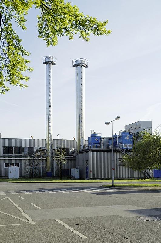BMW Werk Berlin Energiezentrale