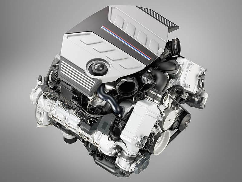 BMW X5/X6 M