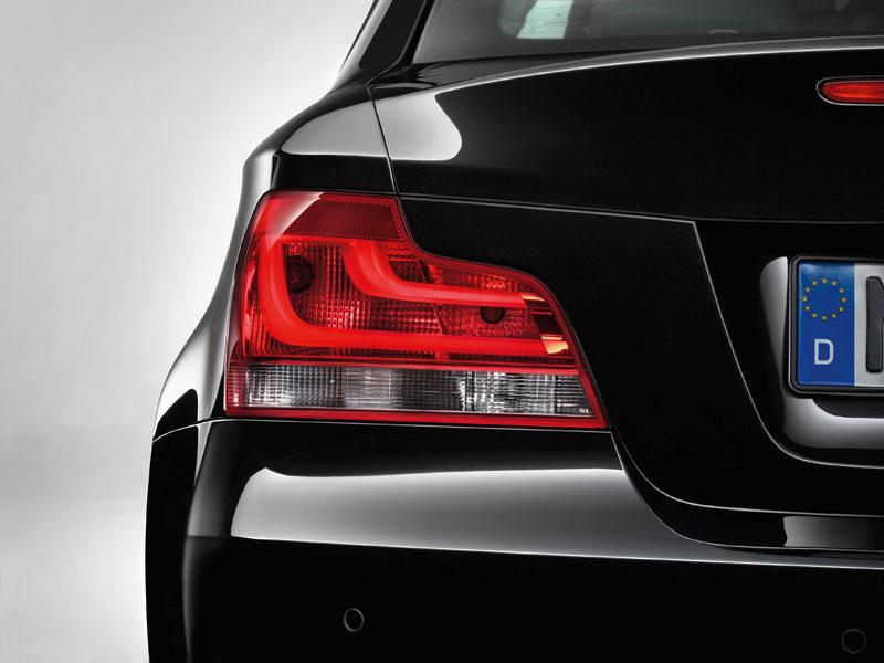 BMW 1er Coupé, Heckleuchte