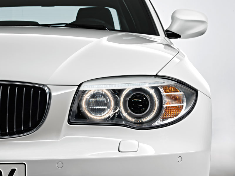 BMW 1er Coupé, Xenon-Scheinwerfer