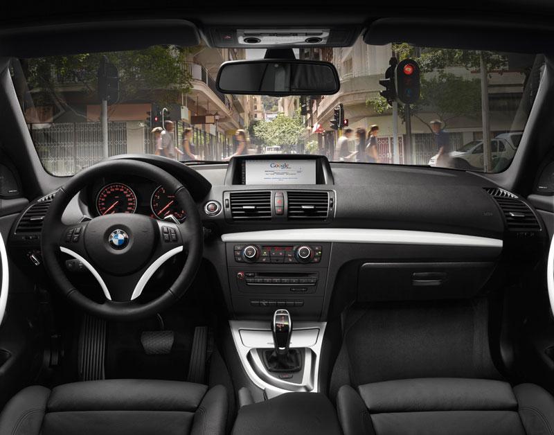BMW 1er Coupé, BMW ConnectedDrive google Suche