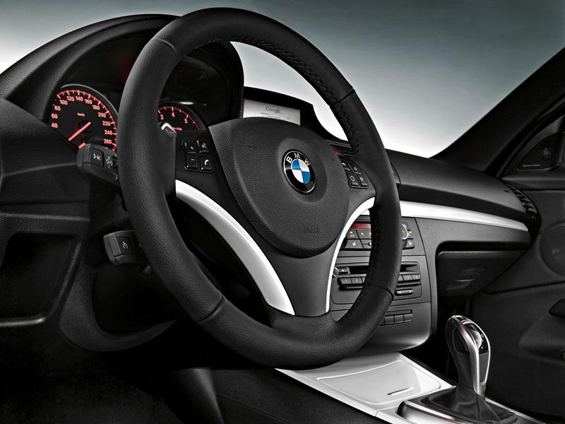 BMW 1er Coupé und BMW 1er Cabrio, Interieur