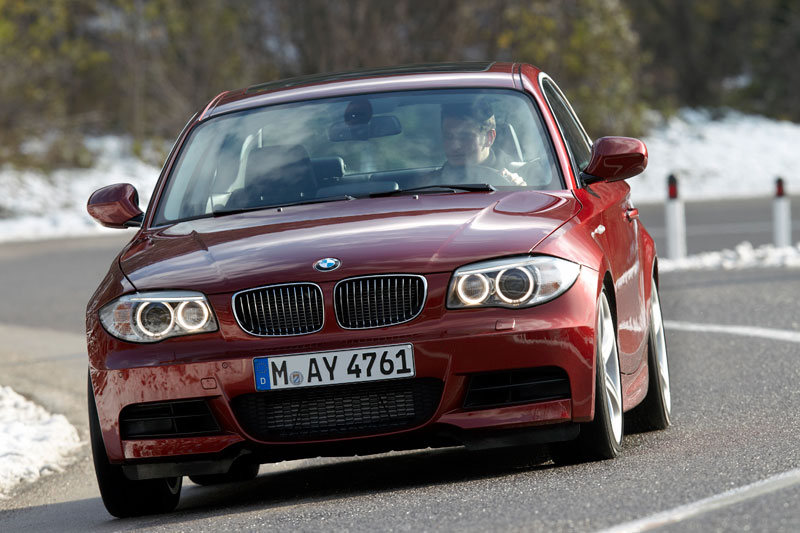BMW 1er Coupé