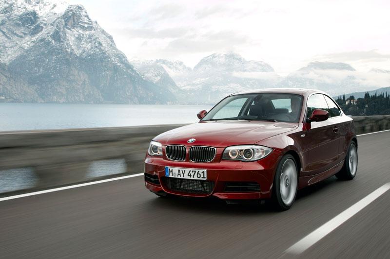 BMW 1er Coupé, E82-Faceliftmodell (LCI), Modelljahr 2011
