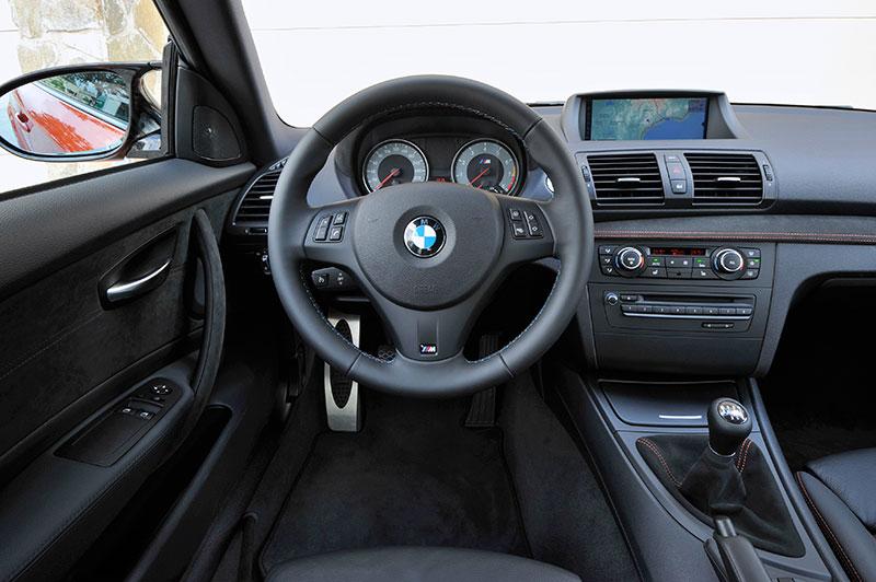 bmw 1er cockpit: