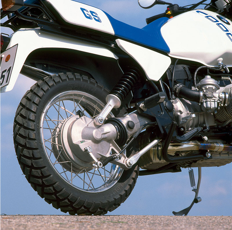 BMW R 100 GS - Paralever
