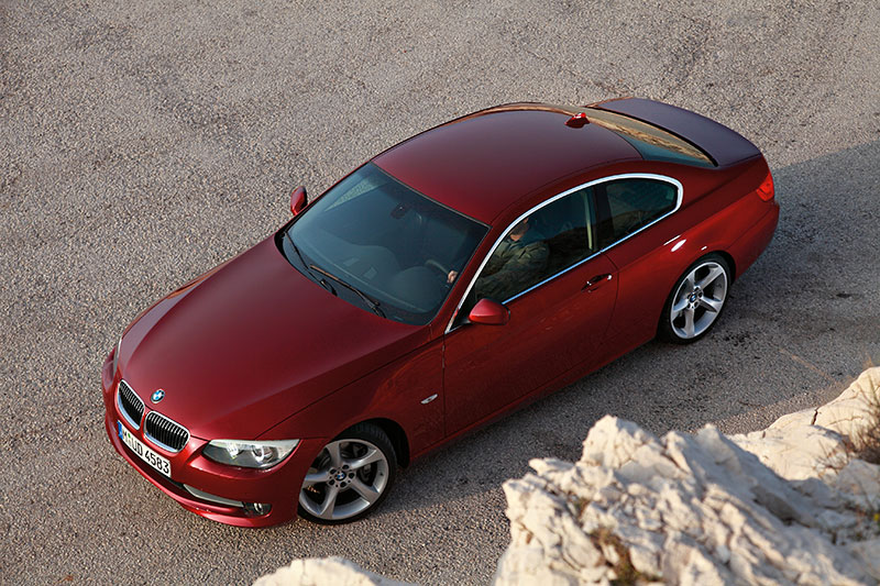BMW 3er Coupé, Faceliftmodell E92, Jahrgang 2010