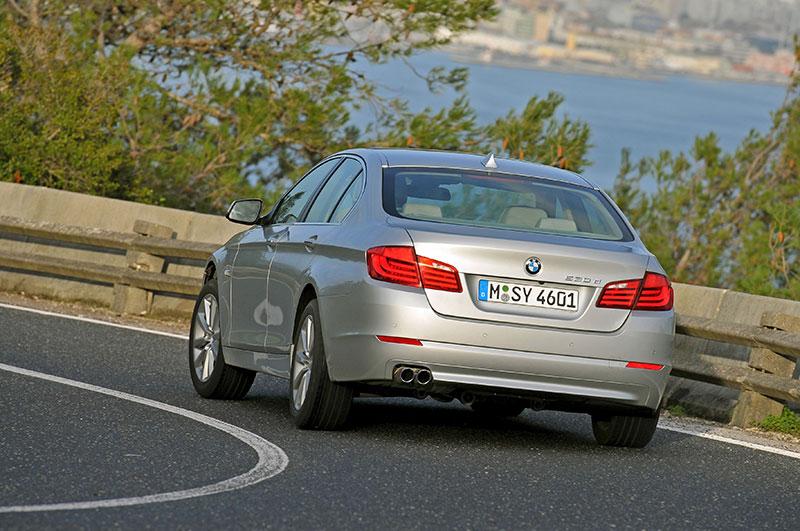 BMW 5er, Modell F10, ab 2010