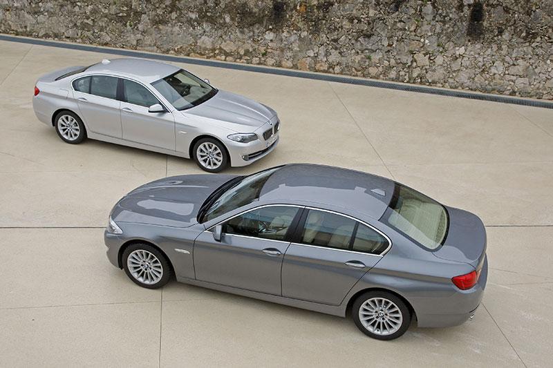 BMW 530d und BMW 535i, Modell F10, ab 2010