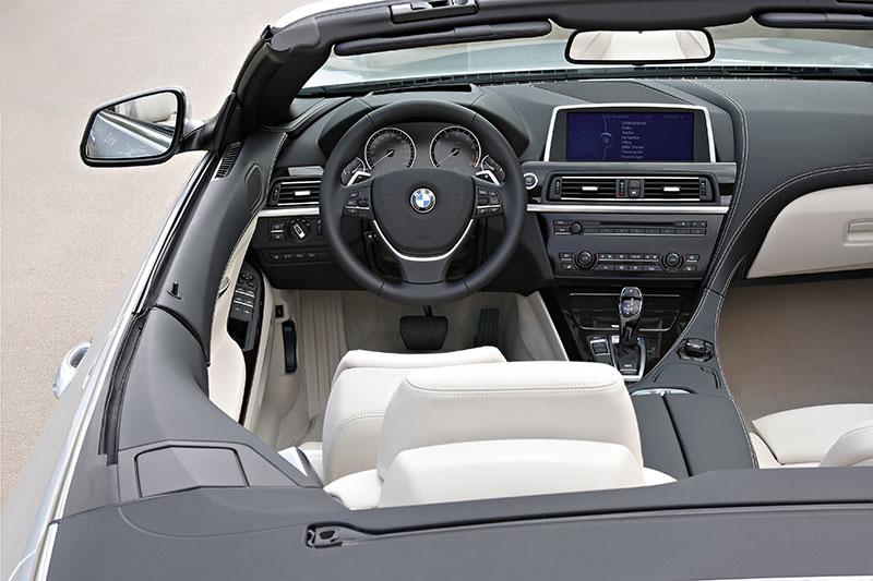 foto bmw 6er cabrio 2 2 sitzer hier in zimtbraunem. Black Bedroom Furniture Sets. Home Design Ideas