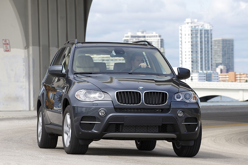 BMW X5 (Faceliftmodel ab 2010)