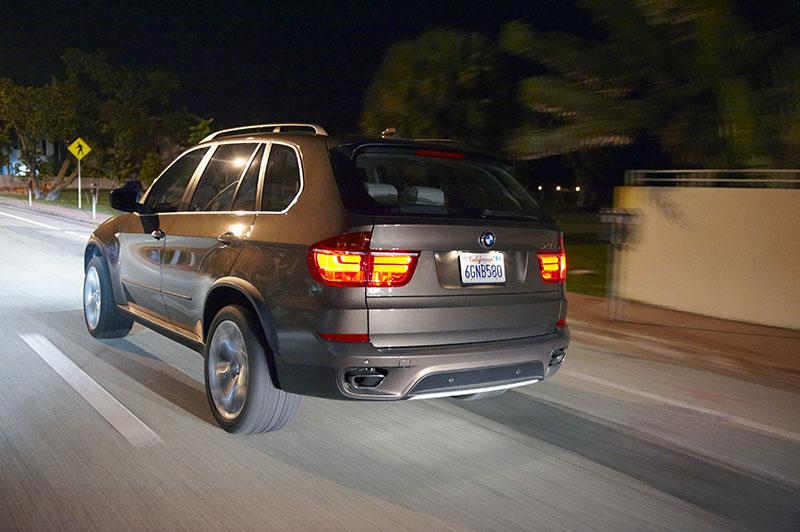 BMW X5 (Faceliftmodel ab 2010)
