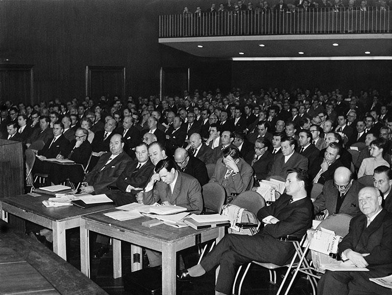 BMW Hauptversammlung 1959