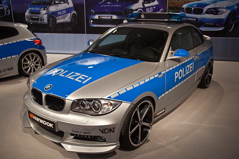 Essen Motor Show 2010: das ACS1 2.3d (Basis BMW 123d Coupé)