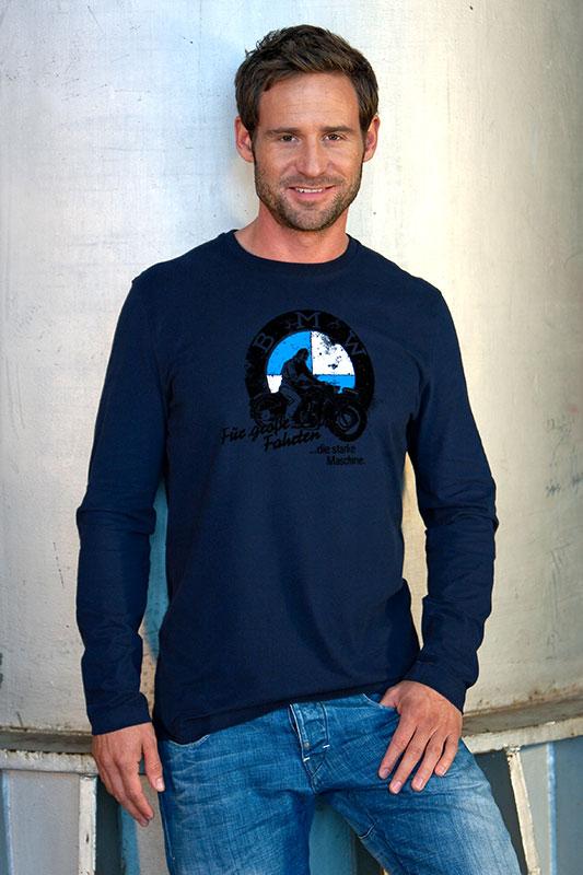 Foto Bmw Motorrad Heritage Style 2011 Shirt Heritage Herren
