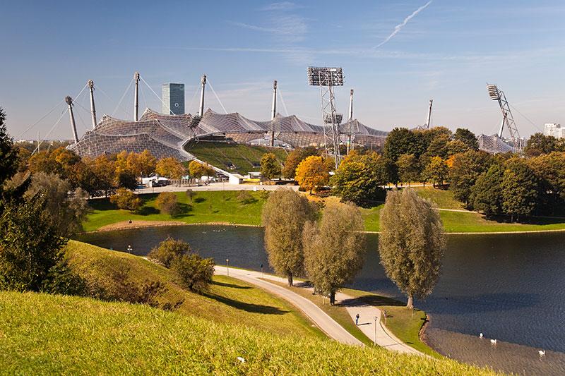 Münchner Olympiastadion