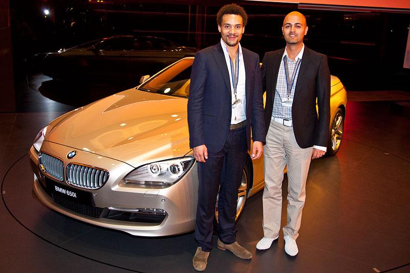 Nader Faghihzadeh, Exterieurdesigner BMW 6er Cabrio