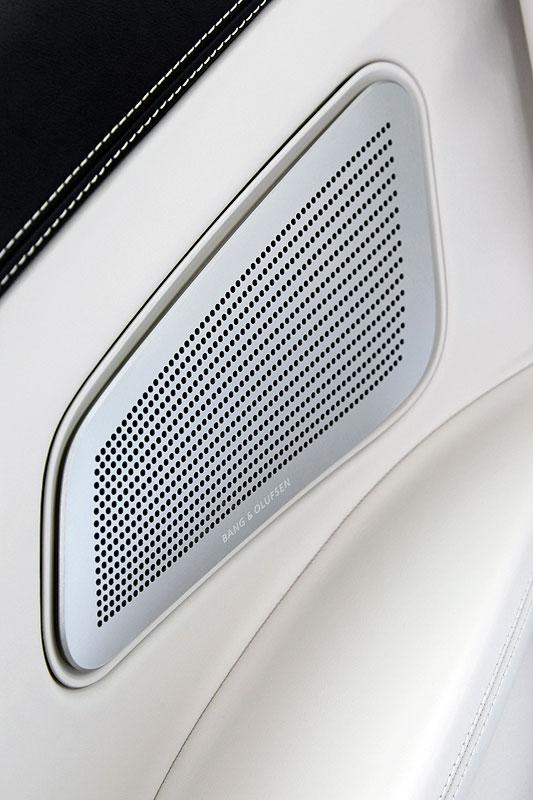 BMW 640i Coupe, Bang u. Olufsen Sound-Anlage