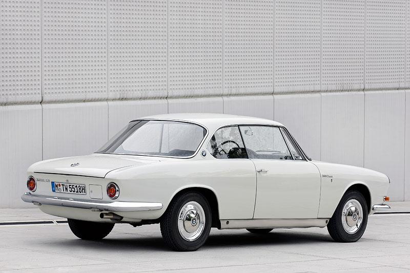 BMW 3200 CS Bertone, Baujahr 1965