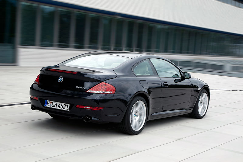 Foto: BMW 650i Coupe (Modell E63), Baujahr 2007, Interieur ...