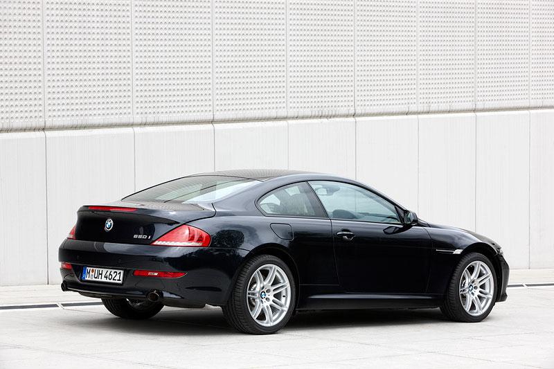 Foto: BMW 650i Coupe (Modell E63), Baujahr 2007 (vergrößert)