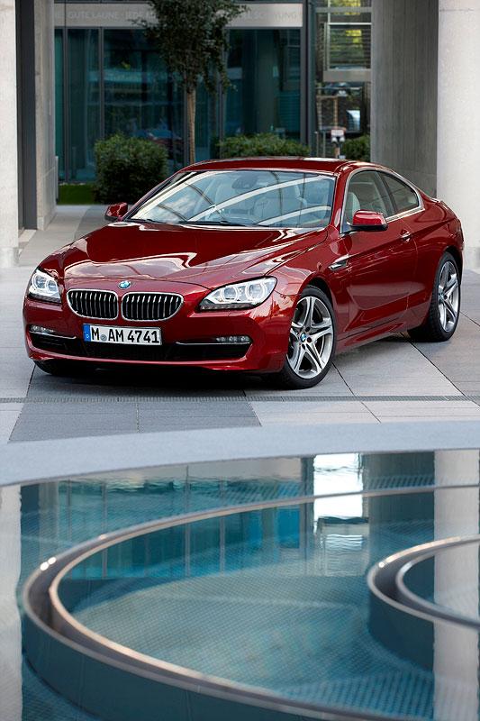 BMW 640i Coupe