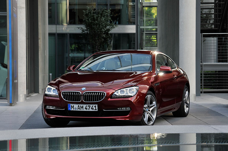 BMW 640i Coupe