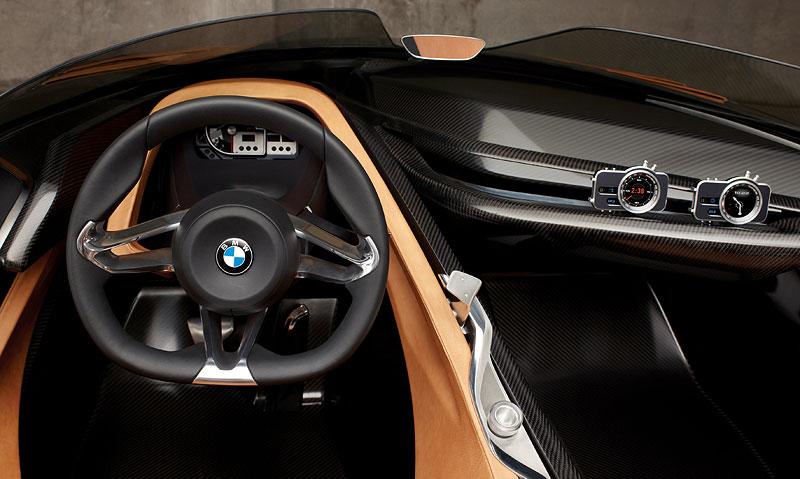 BMW 328 Hommage, Cockpit