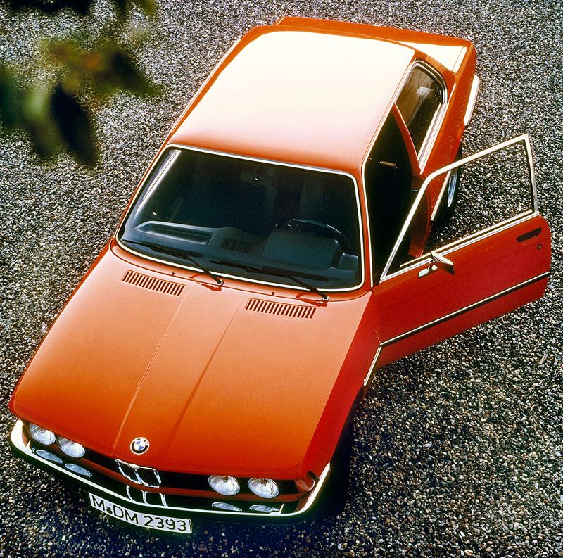 Die BMW 3er-Reihe der ersten Generation (E21)