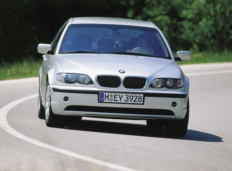 Die BMW 3er-Reihe der vierten Generation (E46)