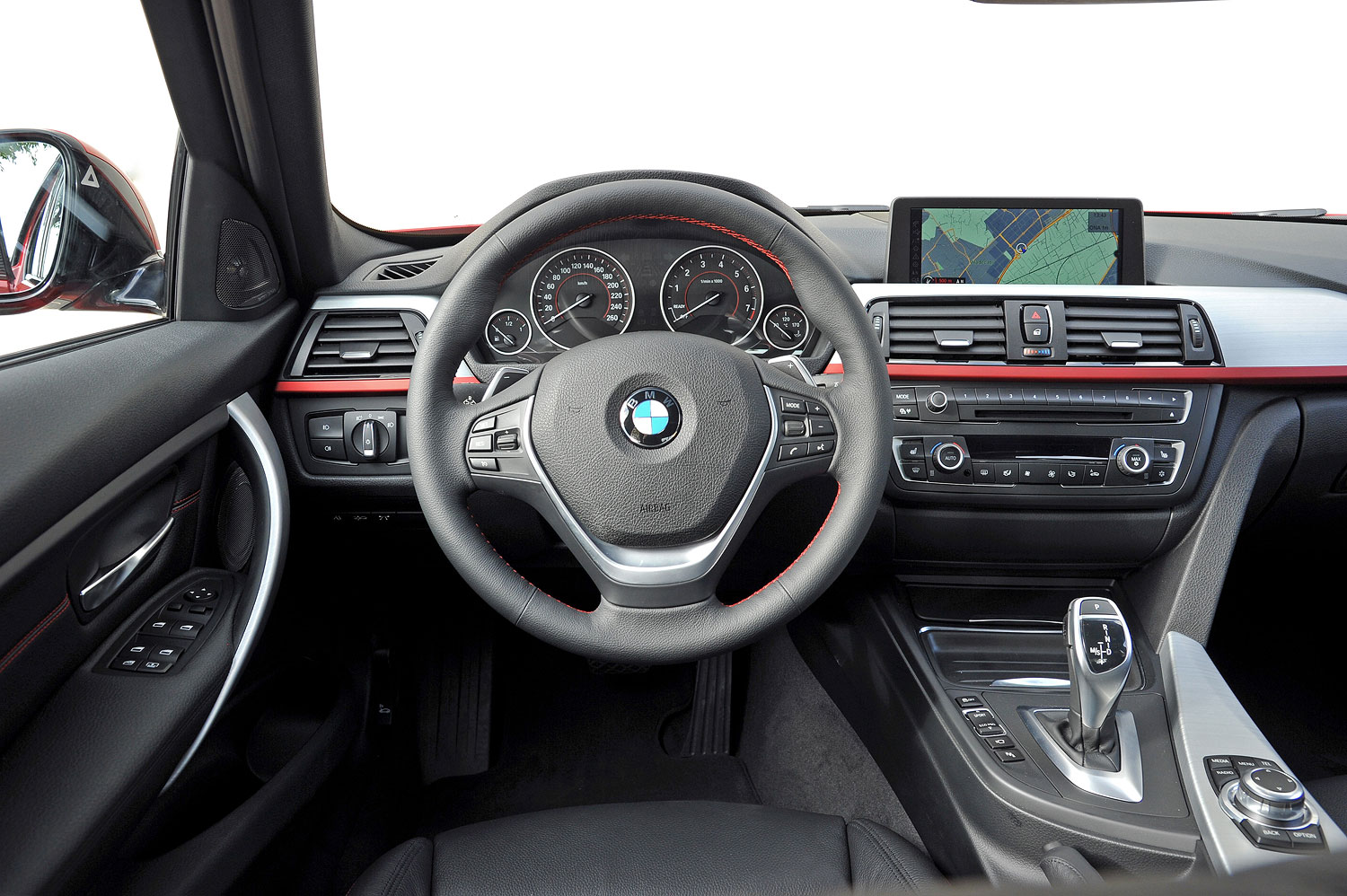 Akzentleisten wechsel f30 f30 facelift interieur for Interieur sport
