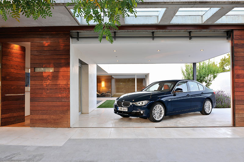 BMW 3er Limousine Luxury Line