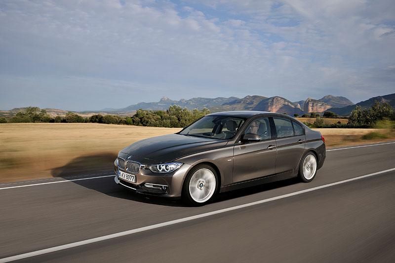 BMW 3er Limousine Modern Line