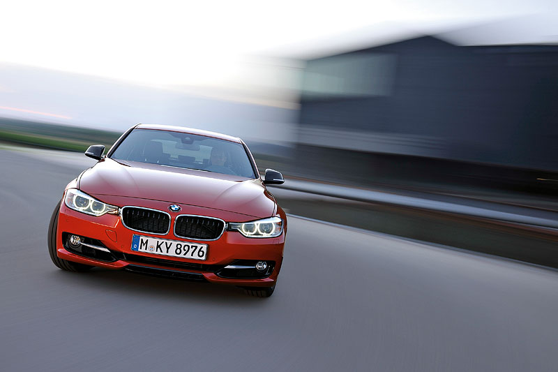 BMW 3er Limousine Sport Line