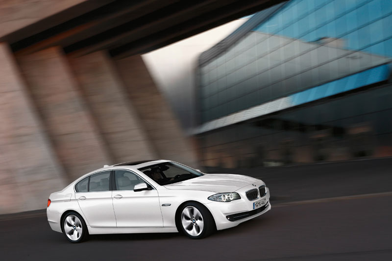 BMW 520d EfficientDynamics Edition