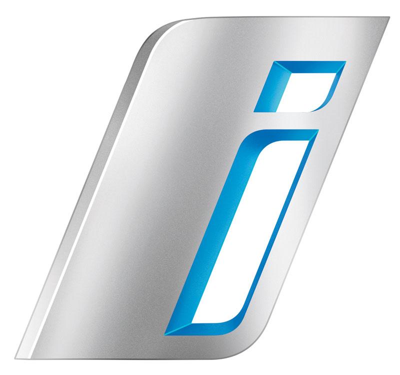 Logo BMW iLogo BMW i