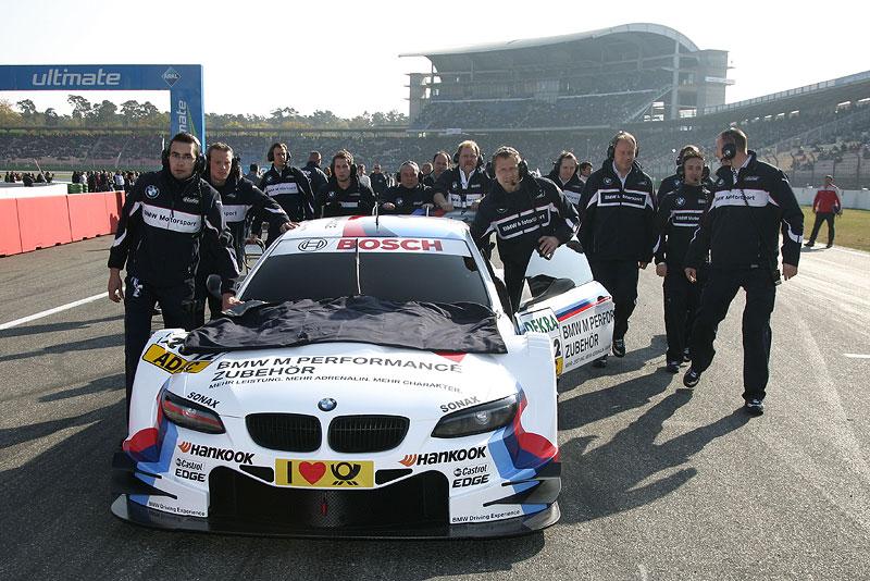 BMW M3 DTM am Hockenheimring