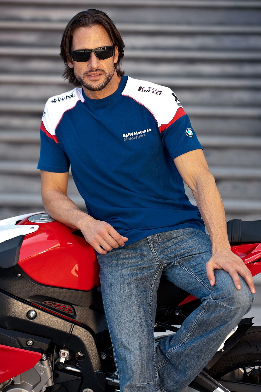 foto bmw motorrad style motorsport 2012 t shirt. Black Bedroom Furniture Sets. Home Design Ideas