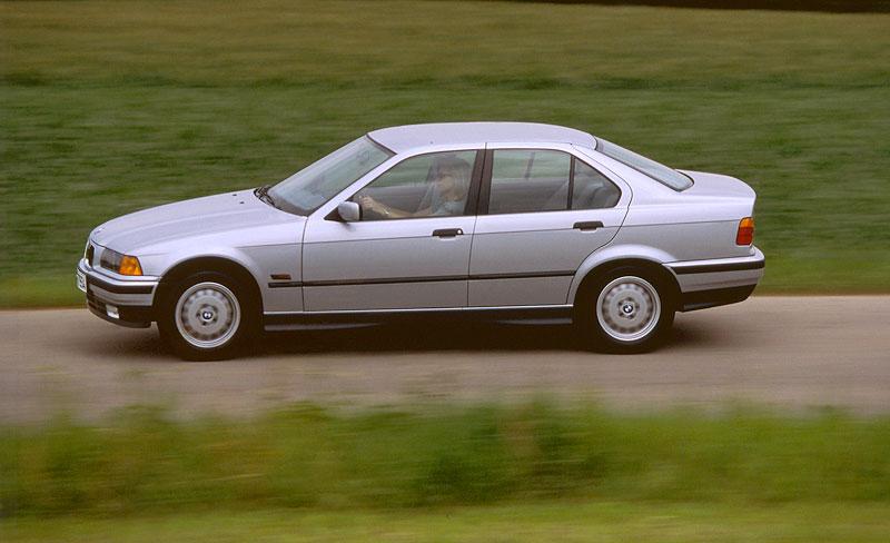 Die zweite BMW Diesel-Generation im 3er der dritten Generation: BMW 325tds