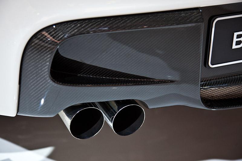 BMW 1er (E87) mit BMW Performance Schalldämpfer System (469 Euro)