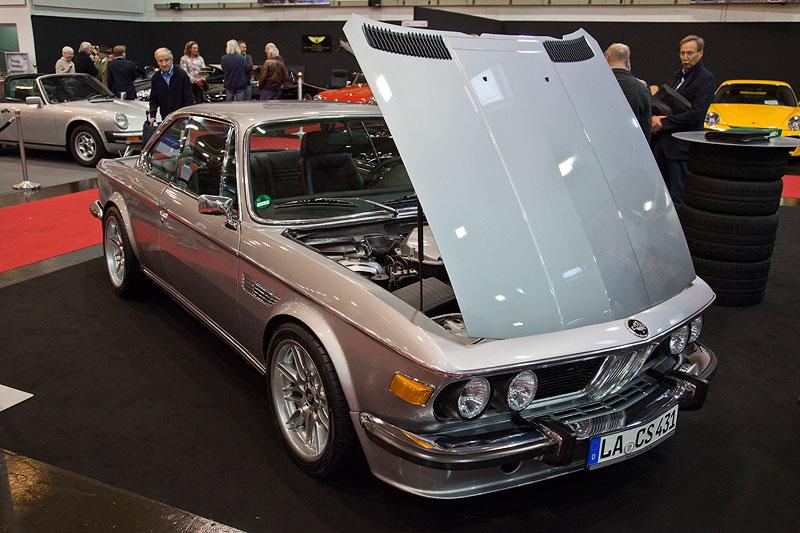 BMW MKO CS M5, GT Silber, Ausgangsfahrzeuge: BMW 3,0 CS (E9) und BMW M5 (E39), Erstzulassung: 2011