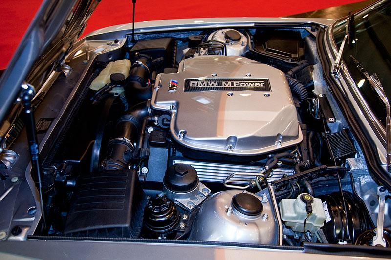 BMW MKO CS M5, BMW M5 Motor aus dem BMW M5 (E39), 8-Zylinder, 4.941 ccm, 400 PS