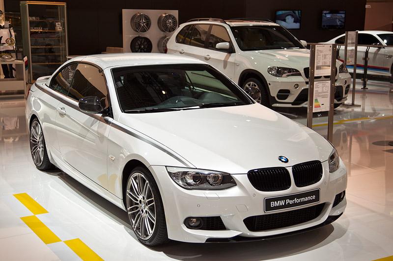 Essen Motor Show 2011: BMW 335i Cabrio Performance