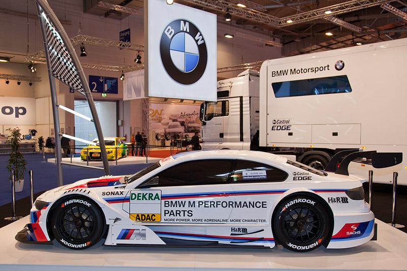 Essen Motor Show 2011: BMW M3 DTM (E92)