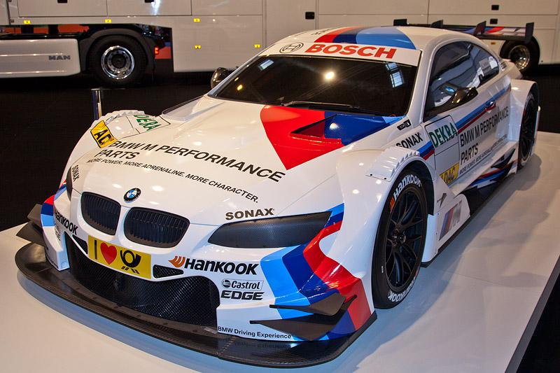 BMW M3 DTM (E92) auf der Essen Motor Show 2011