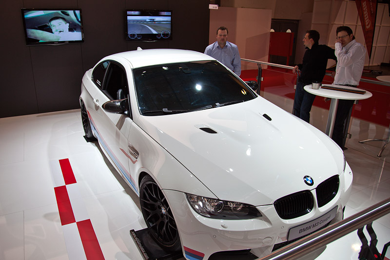 BMW M3 Fahrsimulator